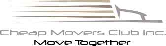 cheap movers club inc logo